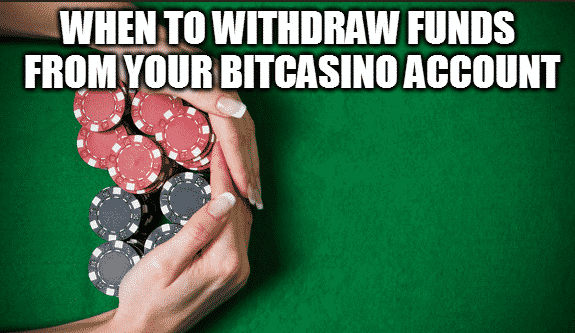 BitCasino Account