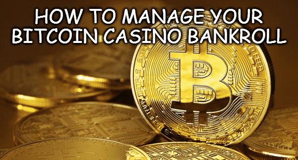 Bitcoin Casino Bankroll