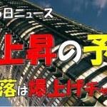 【仮想通貨】急上昇の予感!!大暴落に終止符か!? ビットコイン