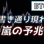 【BTC】筋書き通りの展開に!(2018年10月8日)