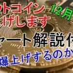 """ビットコイン""""爆上げ""""します12月12日2018年"""