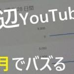 【底辺YouTuber】再生数チャートがビットコインみたいになる #バズる