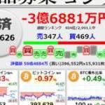 Huobi (フォビ)で30万円台のビットコインが100万円で取引されてしまった 模様  今ビットコインが面白いんだが