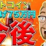 【仮想通貨】ビットコイン(BTC)80万円に到達する可能性