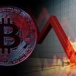 【仮想通貨】下げ始めたビットコイン(BTC)