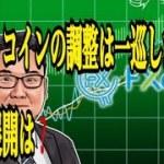 【仮想通貨】リップル最新情報❗️ビットコインの調整は一巡したか❓次の展開は❓