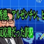 【仮想通貨】リップル最新情報❗️米中、香港、アルゼンチン、ビットコインは反応薄だった訳💹