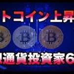 【仮想通貨】仮想通貨投資家の60%がビットコイン価格上昇予想