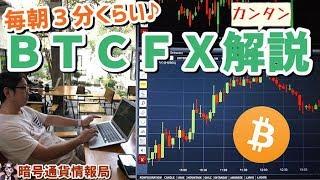 【 BTCFX 】アルトコインのボラに続け!ビットコイン
