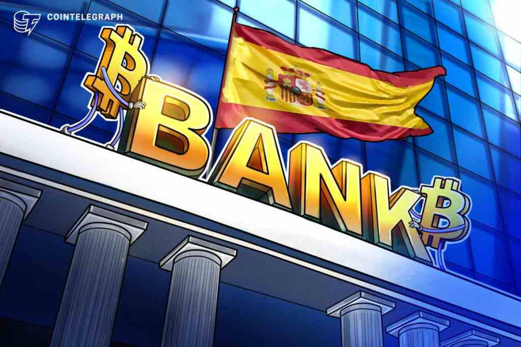 Bank of Spain issues registration guidelines for crypto services