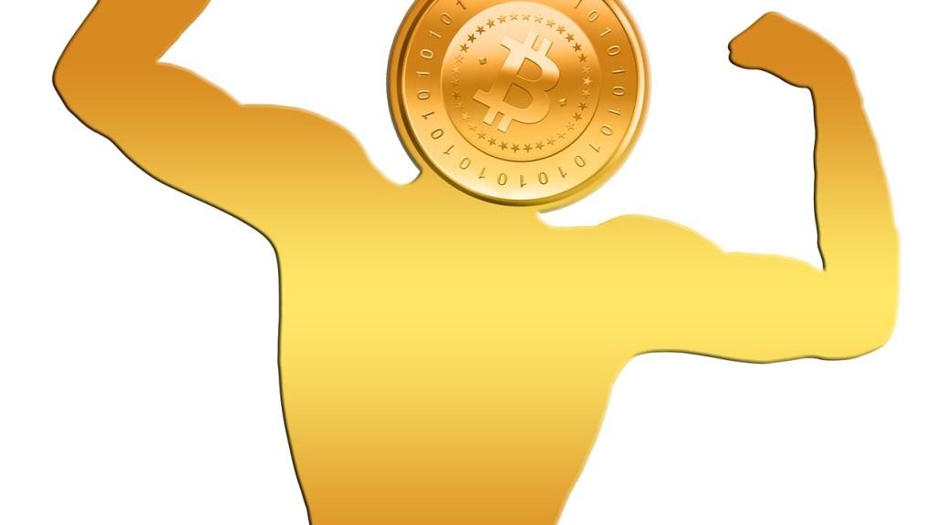 Bitcoin triumphant (Image: Maxpixel)