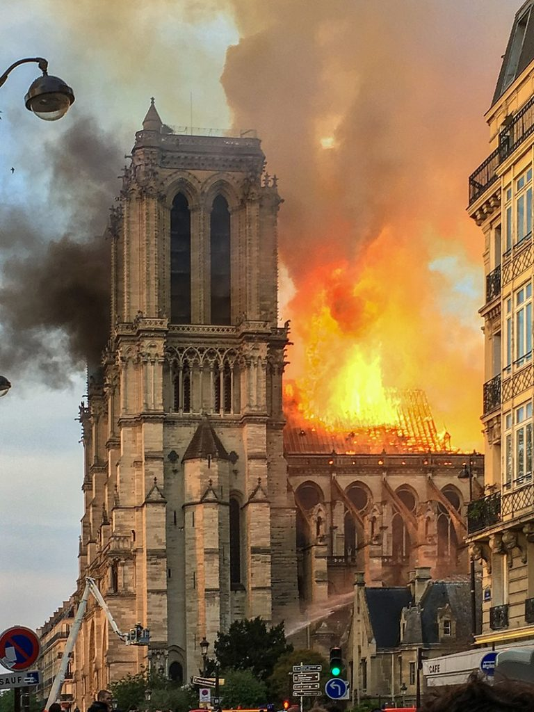 Rebuilding Notre Dame With Cryptocurrency Bitcoin Uk