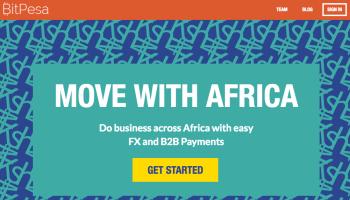 BitPesa Homepage