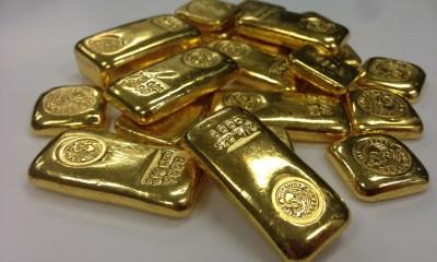 Gold Supply Chain on Blockchain