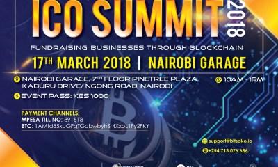 kenya's first ico summit