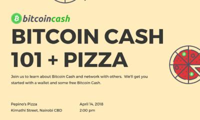 bitcoin cash Kenya