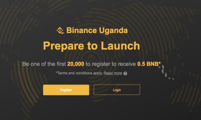 Binance Launches in Uganda