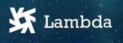 Bitmain invests in Lambda