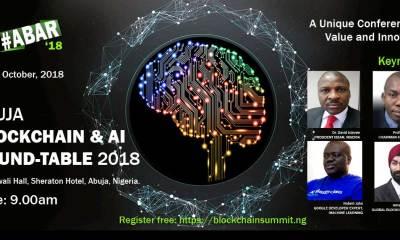 Abuja Blockchain and AI Round Table