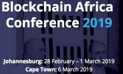Blockchain Africa Conference 2019
