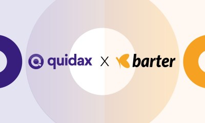 Quidax Partners With Flutterwave