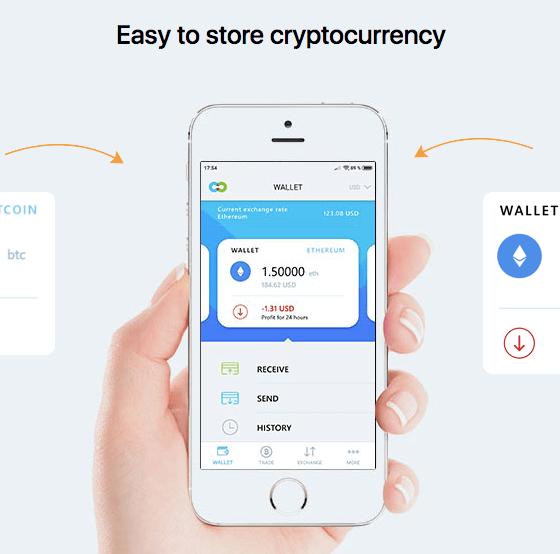 Totalcoin wallet