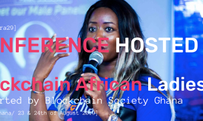 Womens Blockchain Event in Accra