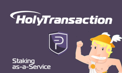 HolyTransaction Exchange