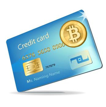 BitInstant Kreditkarte