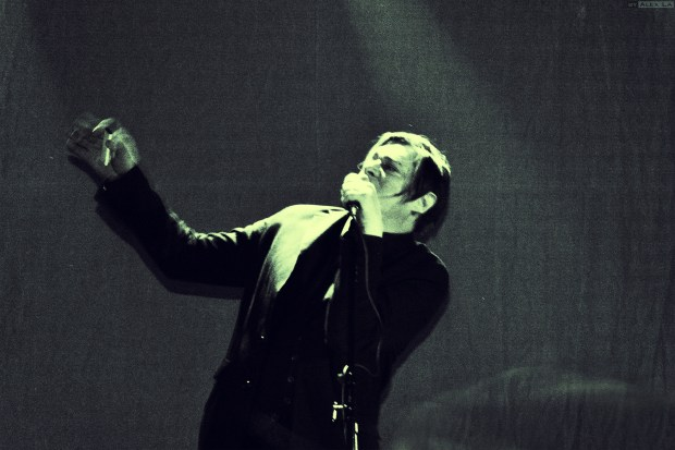 Dürfen Ärzte-Hater darauf hoffen, dass die Bundesregierung dem Spuk ein Ende bereitet. Bild: Blixa Bargeld von Alex LA via flickr.com. Lizenz: Creative Commons