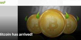 etoro bitcoin Broker review Broker review