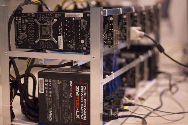 Bitcoin Mining information