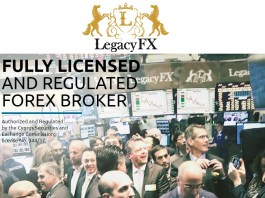 Legacy fx review regulated forex Broker