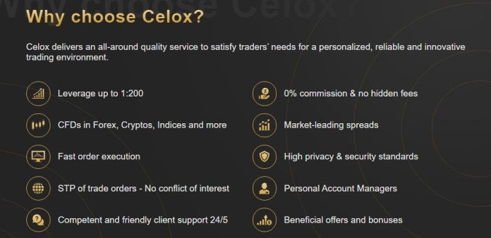 why choose celox