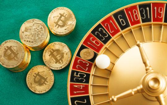 Online poker in casinos