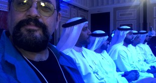 Nick Spanos Dubai World Government Summit