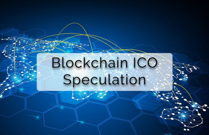 Blockchain ICO Speculation