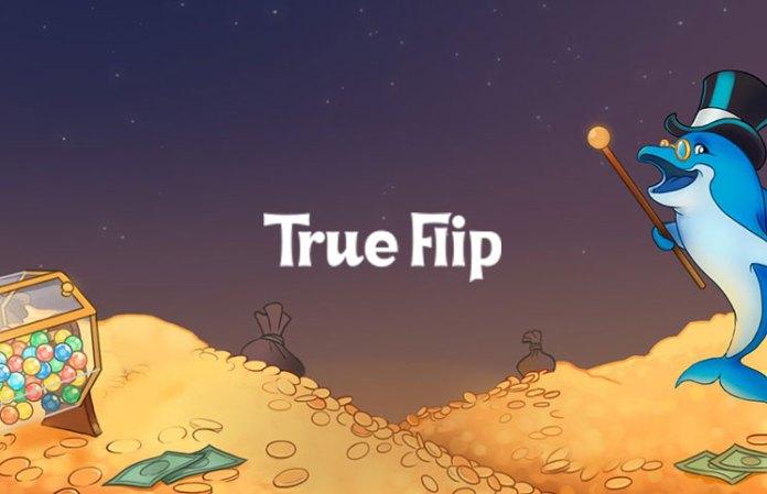 Token Sale True Flip