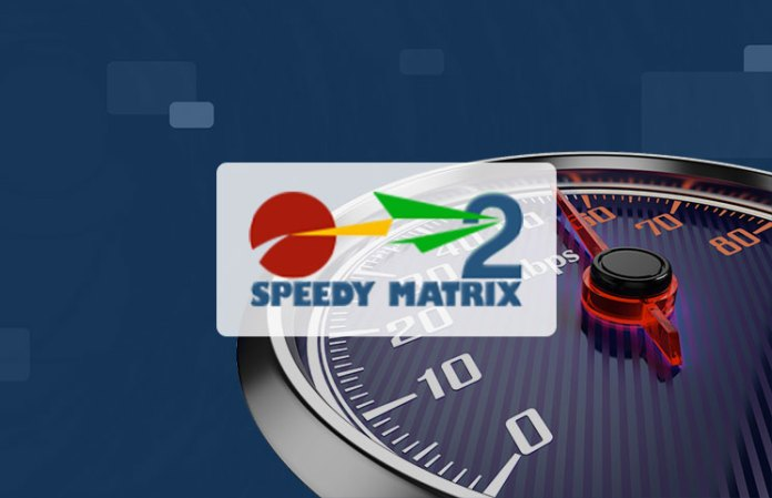 2Speedy Matrix
