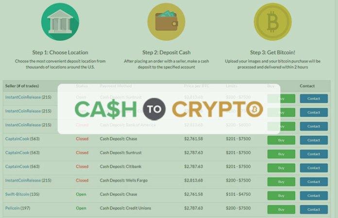 Cash To Crypto