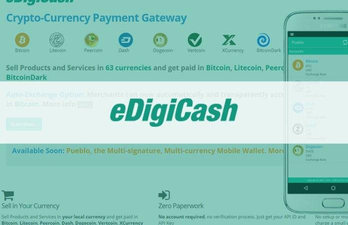 eDigiCash