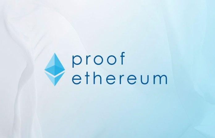 Proof Ethereum
