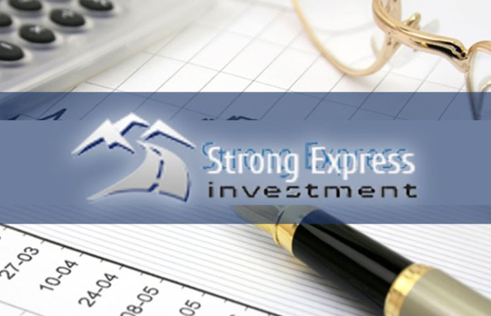strong express investment