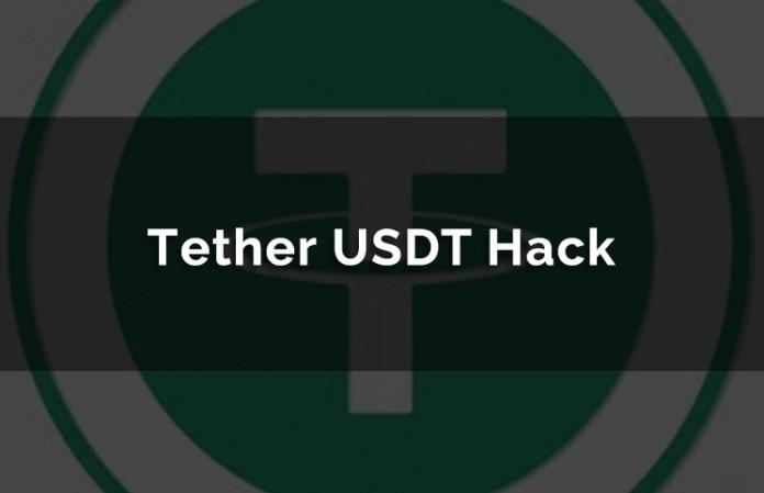 Tether USDT Hack