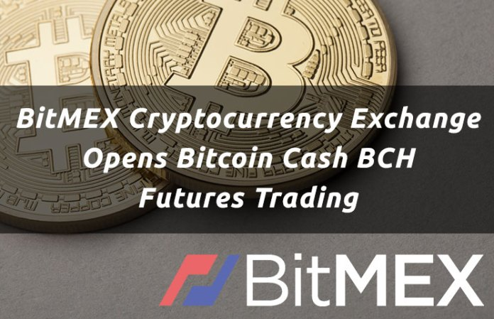 bitmex-cryptocurrency-exchange-opens-bitcoin-cash-bch-futures-trading