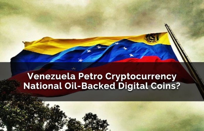 Venezuela Petro Cryptocurrency