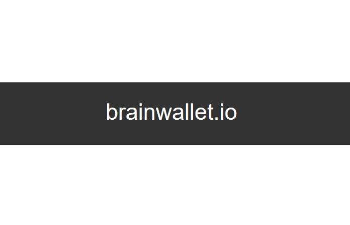 BrainWallet