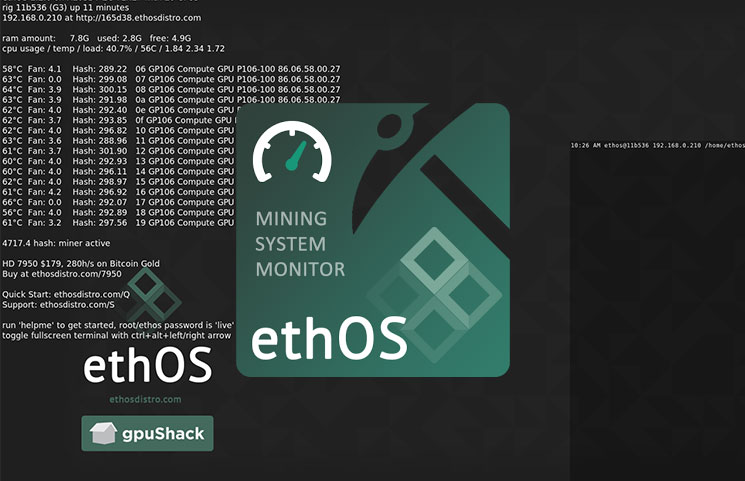 best os for mining cryptocurrency