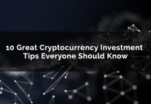 10 Savvy Cryptocurrency Investment Tips Everyone Should Know & Do