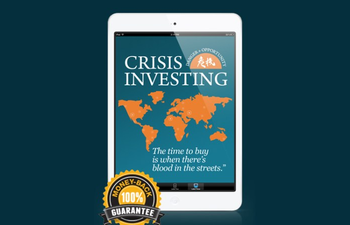 Crisis investing review doug caseys well researched trading signals crisis investing solutioingenieria Choice Image